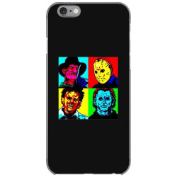 horror squad iPhone 6/6s Case | Artistshot