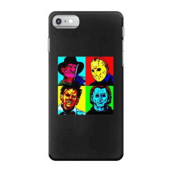 horror squad iPhone 7 Case | Artistshot