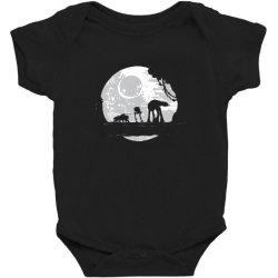 imperial moonwalkers Baby Bodysuit | Artistshot