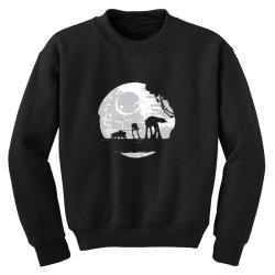 imperial moonwalkers Youth Sweatshirt | Artistshot