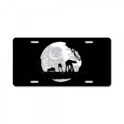 imperial moonwalkers License Plate | Artistshot