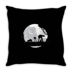 imperial moonwalkers Throw Pillow | Artistshot