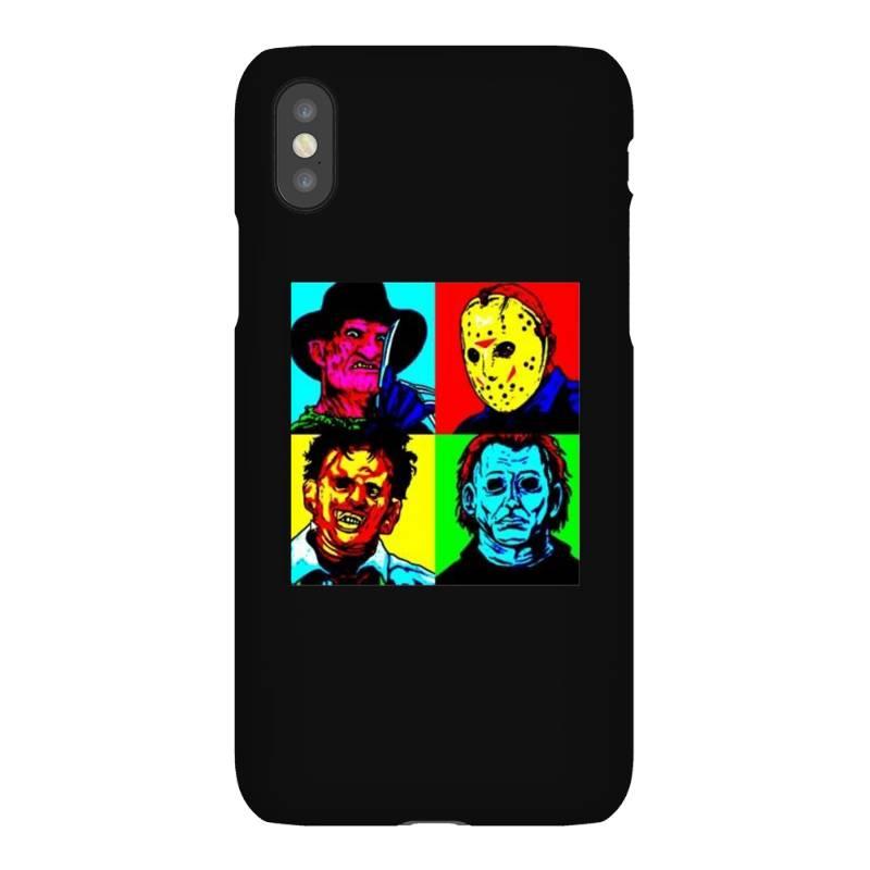 Horror Squad Iphonex Case | Artistshot
