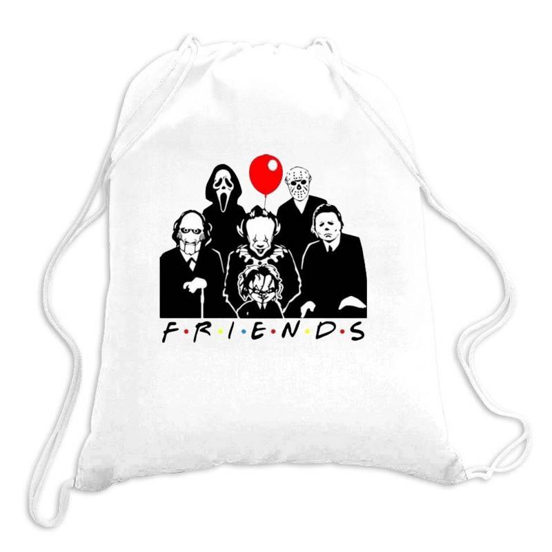 Horrible Friends Drawstring Bags | Artistshot