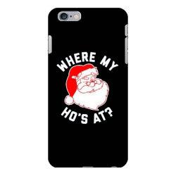 ho ho ho christmas iPhone 6 Plus/6s Plus Case | Artistshot