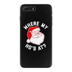 ho ho ho christmas iPhone 7 Plus Case | Artistshot