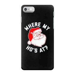 ho ho ho christmas iPhone 7 Case | Artistshot
