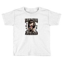 honest abe emancipate the weekend Toddler T-shirt | Artistshot