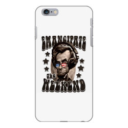 honest abe emancipate the weekend iPhone 6 Plus/6s Plus Case   Artistshot