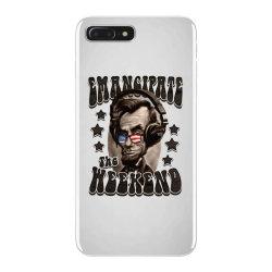 honest abe emancipate the weekend iPhone 7 Plus Case   Artistshot