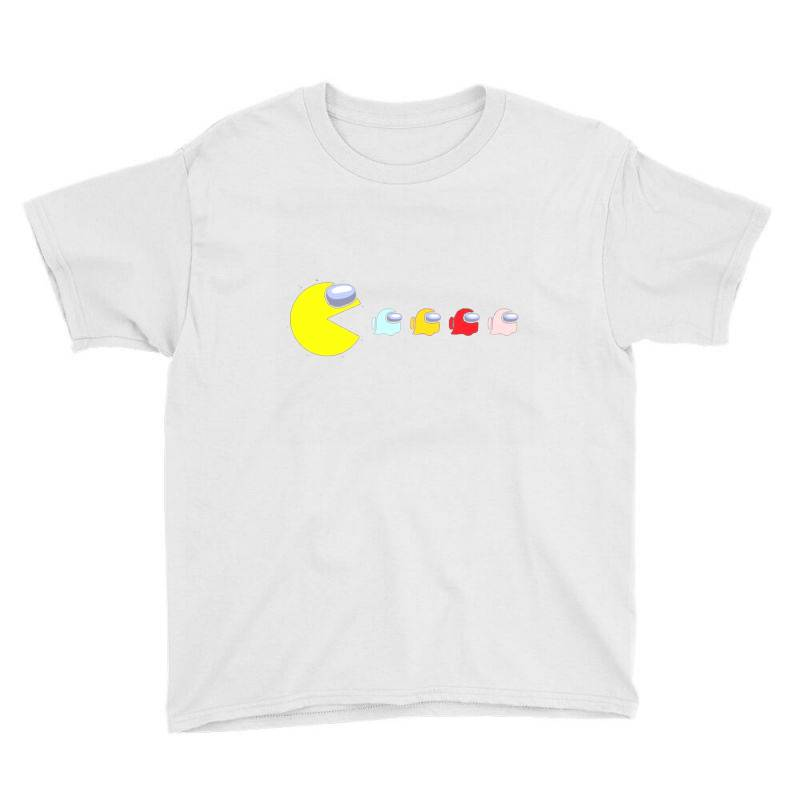 Eat The Ghost Saboteurs Among Us Youth Tee | Artistshot