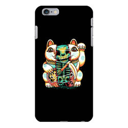 lucky cat skull iPhone 6 Plus/6s Plus Case | Artistshot