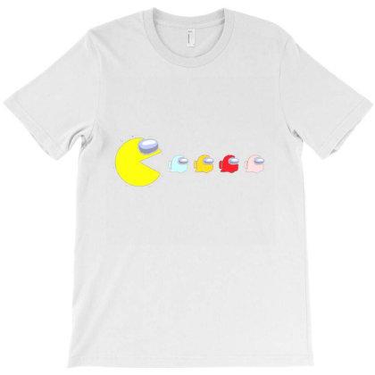 Eat The Ghost Saboteurs Among Us T-shirt Designed By Kamal Mardhiyah