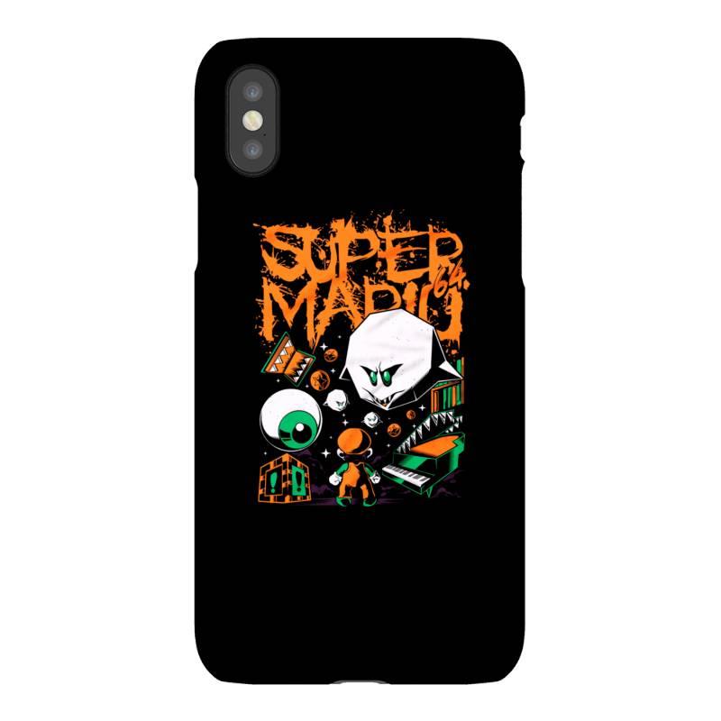 Super Mario Bros Ghost 1964 Iphonex Case | Artistshot