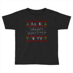 stranger christmas Toddler T-shirt   Artistshot