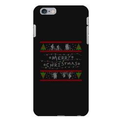 stranger christmas iPhone 6 Plus/6s Plus Case   Artistshot