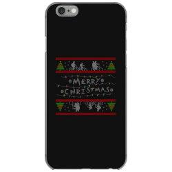 stranger christmas iPhone 6/6s Case   Artistshot