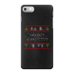 stranger christmas iPhone 7 Case   Artistshot