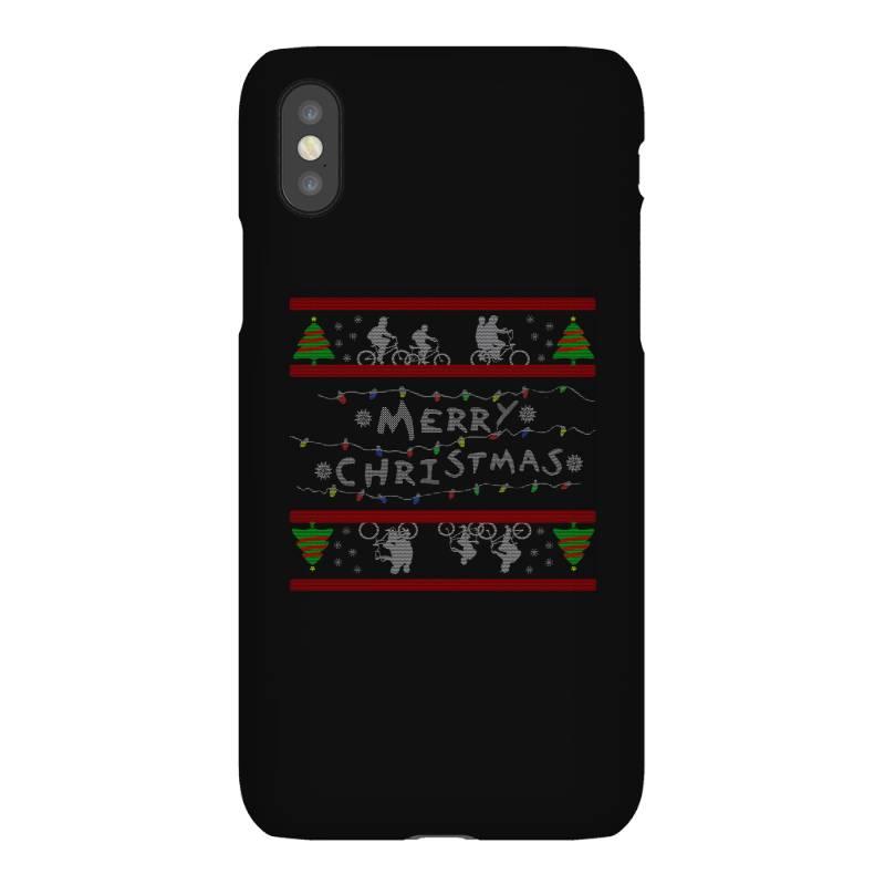 Stranger Christmas Iphonex Case   Artistshot