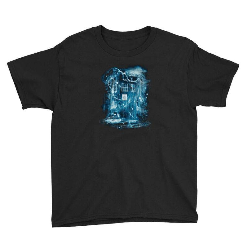 Space And Time Storm Youth Tee   Artistshot