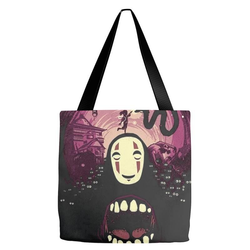 Spirit's Nightmare Tote Bags | Artistshot