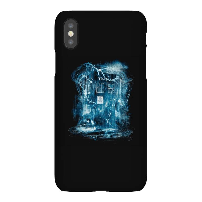 Space And Time Storm Iphonex Case | Artistshot
