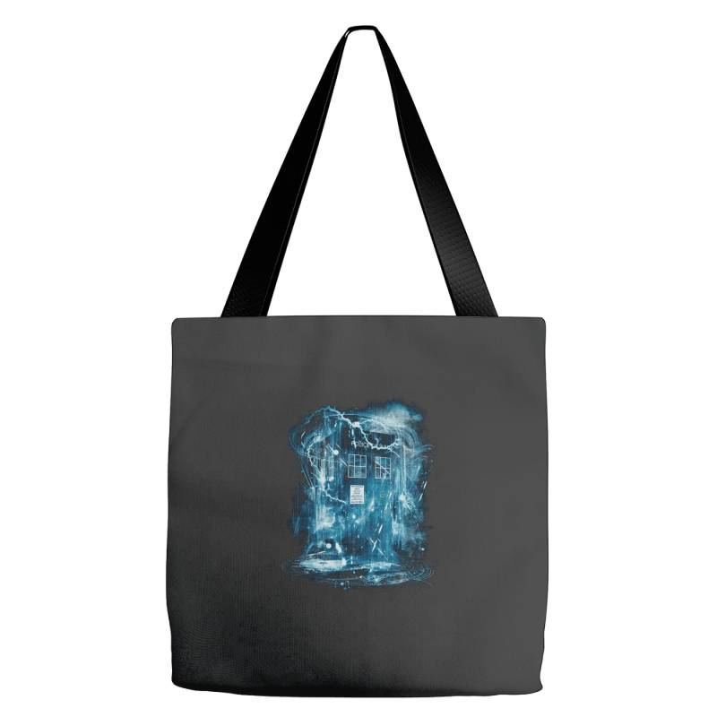 Space And Time Storm Tote Bags | Artistshot