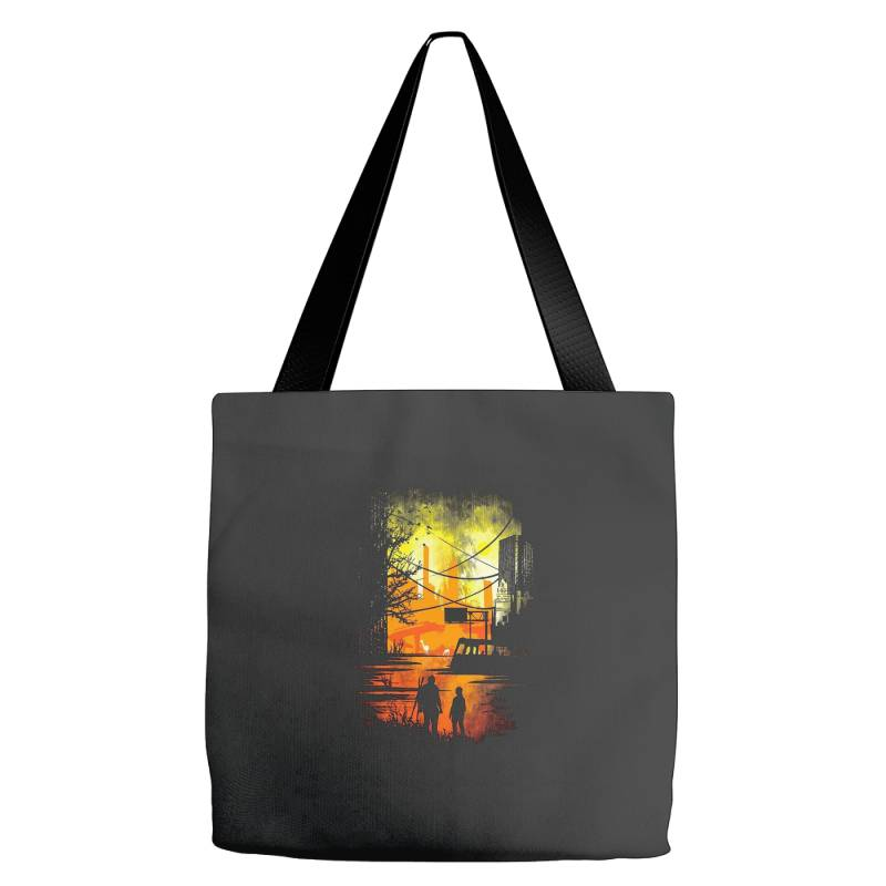 Sole Survivors Tote Bags | Artistshot