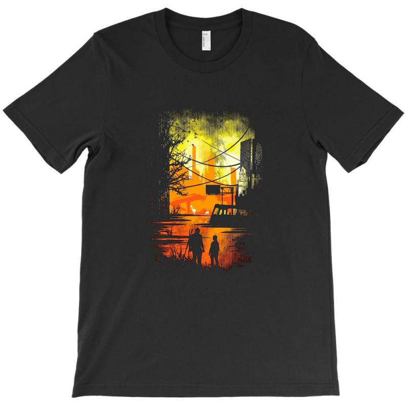 Sole Survivors T-shirt | Artistshot