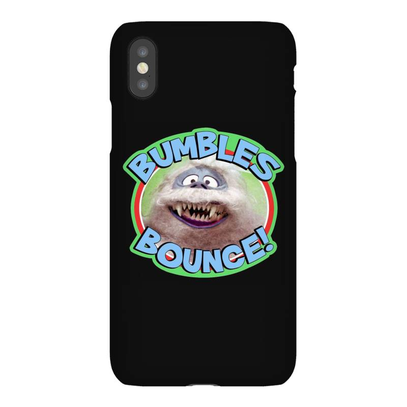 Rudolph The Red Nose Reindeer 'bumbles Bounce Iphonex Case   Artistshot