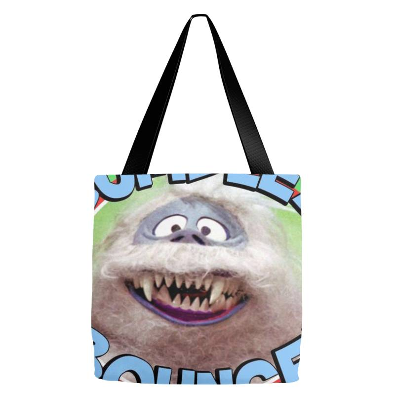 Rudolph The Red Nose Reindeer 'bumbles Bounce Tote Bags | Artistshot
