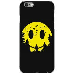 Smiley moon iPhone 6/6s Case | Artistshot