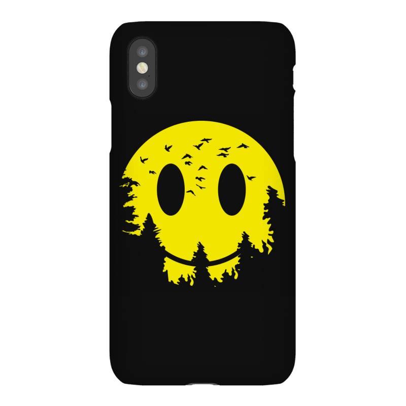 Smiley Moon Iphonex Case   Artistshot