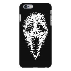 Ghost Face Bats iPhone 6 Plus/6s Plus Case | Artistshot