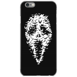 Ghost Face Bats iPhone 6/6s Case | Artistshot