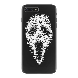 Ghost Face Bats iPhone 7 Plus Case | Artistshot