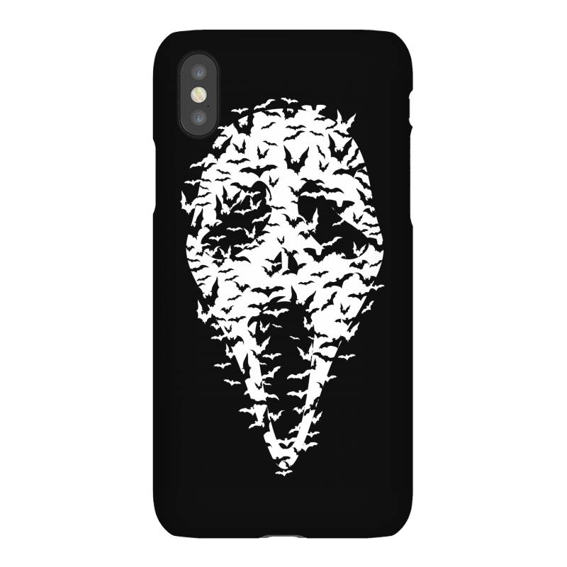 Ghost Face Bats Iphonex Case | Artistshot