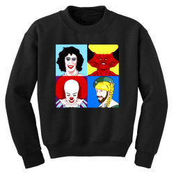 pop curry Youth Sweatshirt   Artistshot