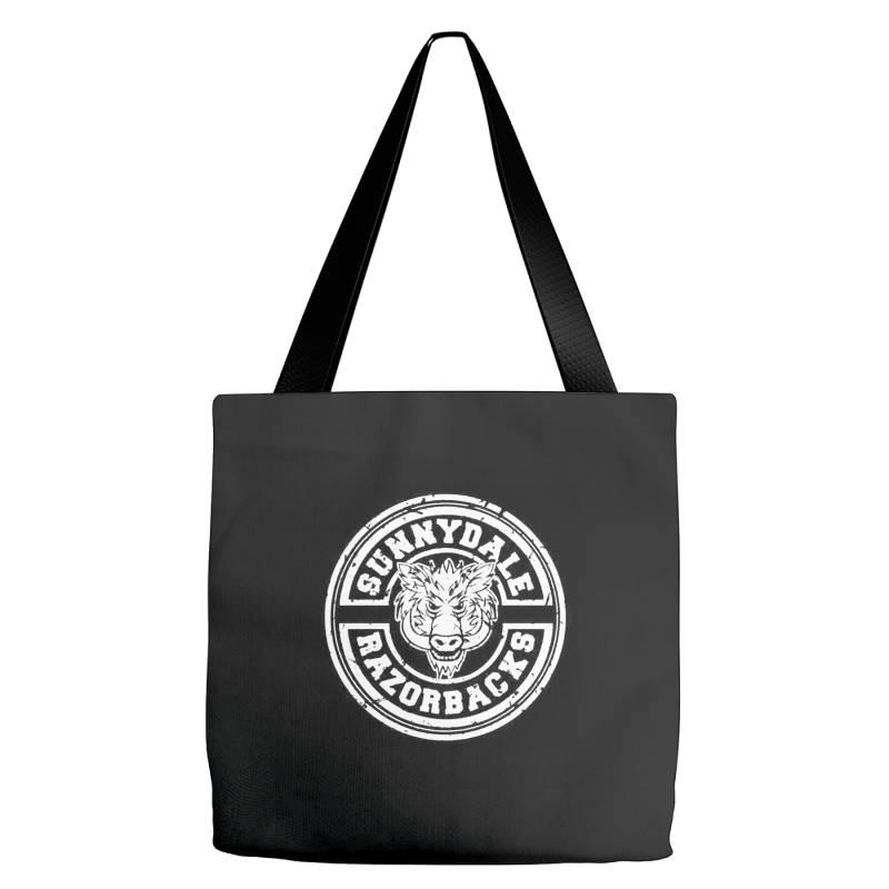 Sunnydale Razorbacks Tote Bags | Artistshot