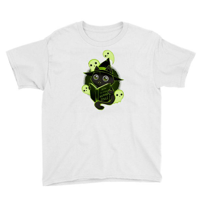 How To Steal Souls Youth Tee | Artistshot