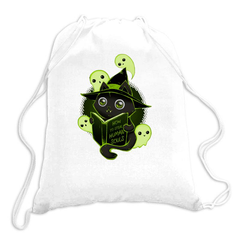 How To Steal Souls Drawstring Bags | Artistshot