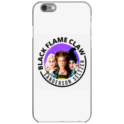 black flame claw sanderson iPhone 6/6s Case | Artistshot