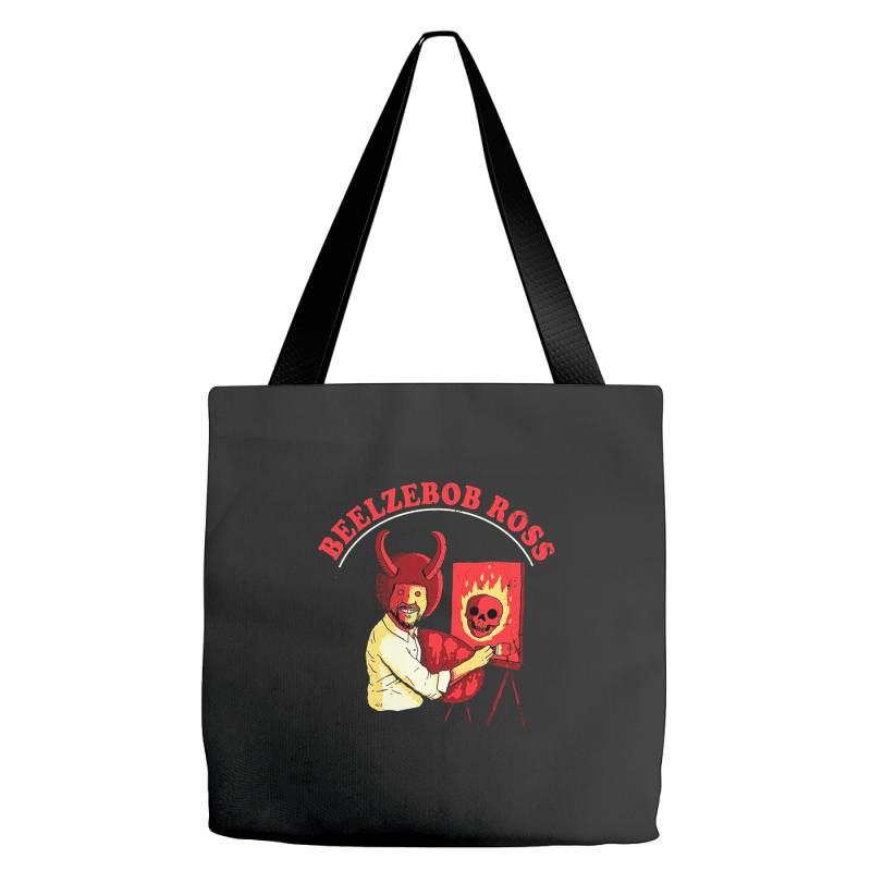 Beelzebob Ross Tote Bags | Artistshot