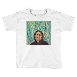 sitting bull Toddler T-shirt | Artistshot