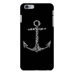 Anchor Bones iPhone 6 Plus/6s Plus Case | Artistshot