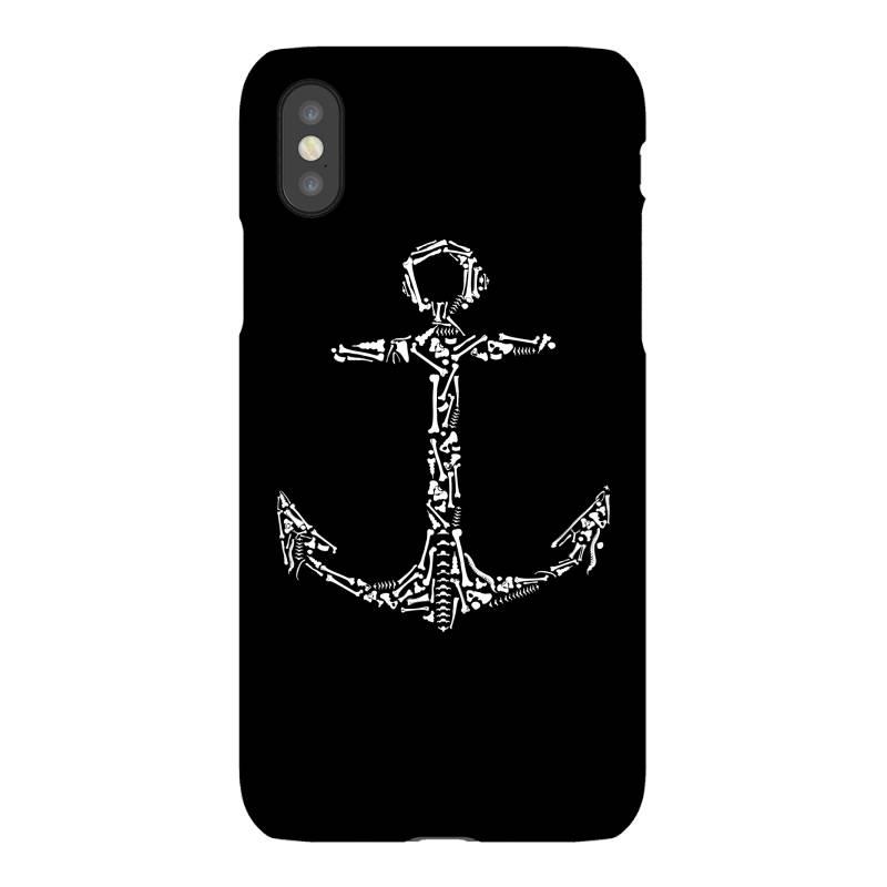 Anchor Bones Iphonex Case | Artistshot