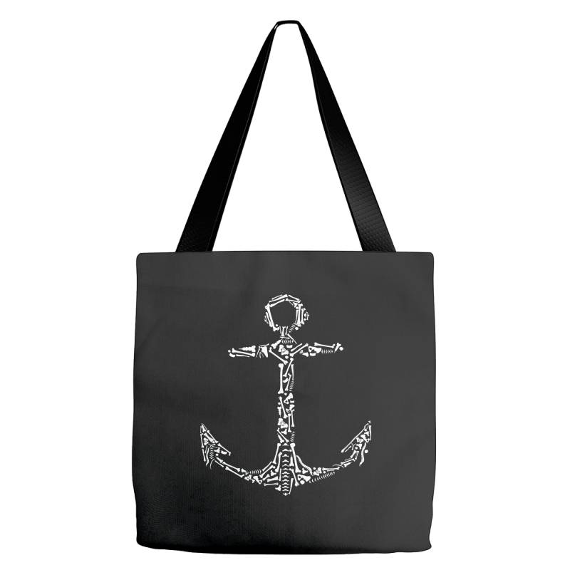 Anchor Bones Tote Bags   Artistshot
