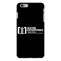 wayne enterprises iPhone 6 Plus/6s Plus Case | Artistshot