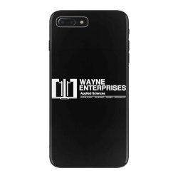 wayne enterprises iPhone 7 Plus Case | Artistshot