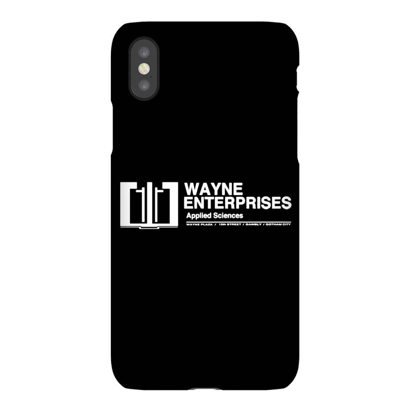 Wayne Enterprises Iphonex Case | Artistshot